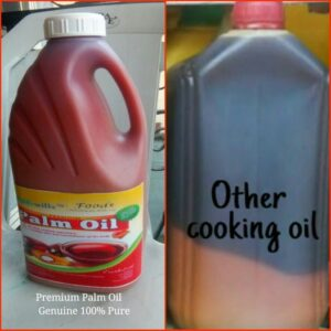 fake palm oil