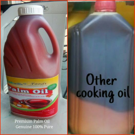 fake palm oil