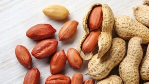 health benefits of groundnut water