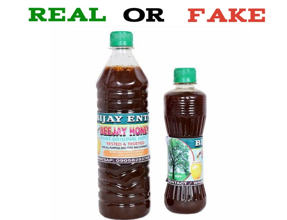 How to Spot Fake vs Original Honey In Nigeria