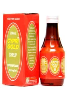 is cypri gold good for weight gain