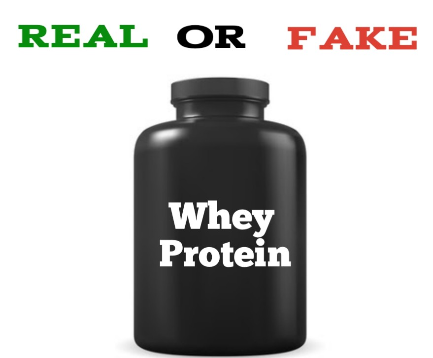 How to Spot Fake Whey Protein Supplements