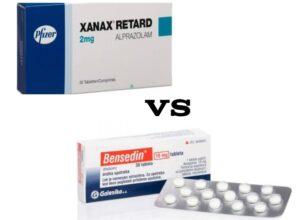 Bensedin vs Xanax