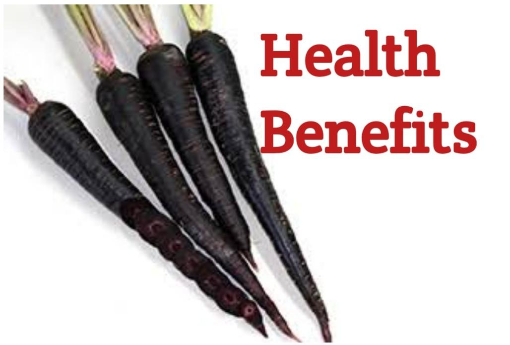 Black Carrot benefits and side effects