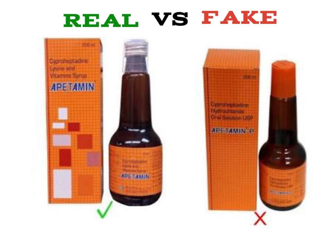 Fake Apetamin