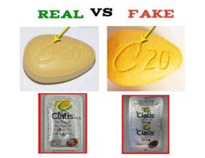 Fake Cialis Pills