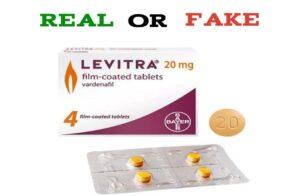 Fake Levitra Pills