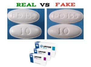 Fake Lipitor