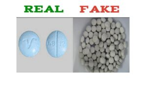 How to Spot Fake V 4812