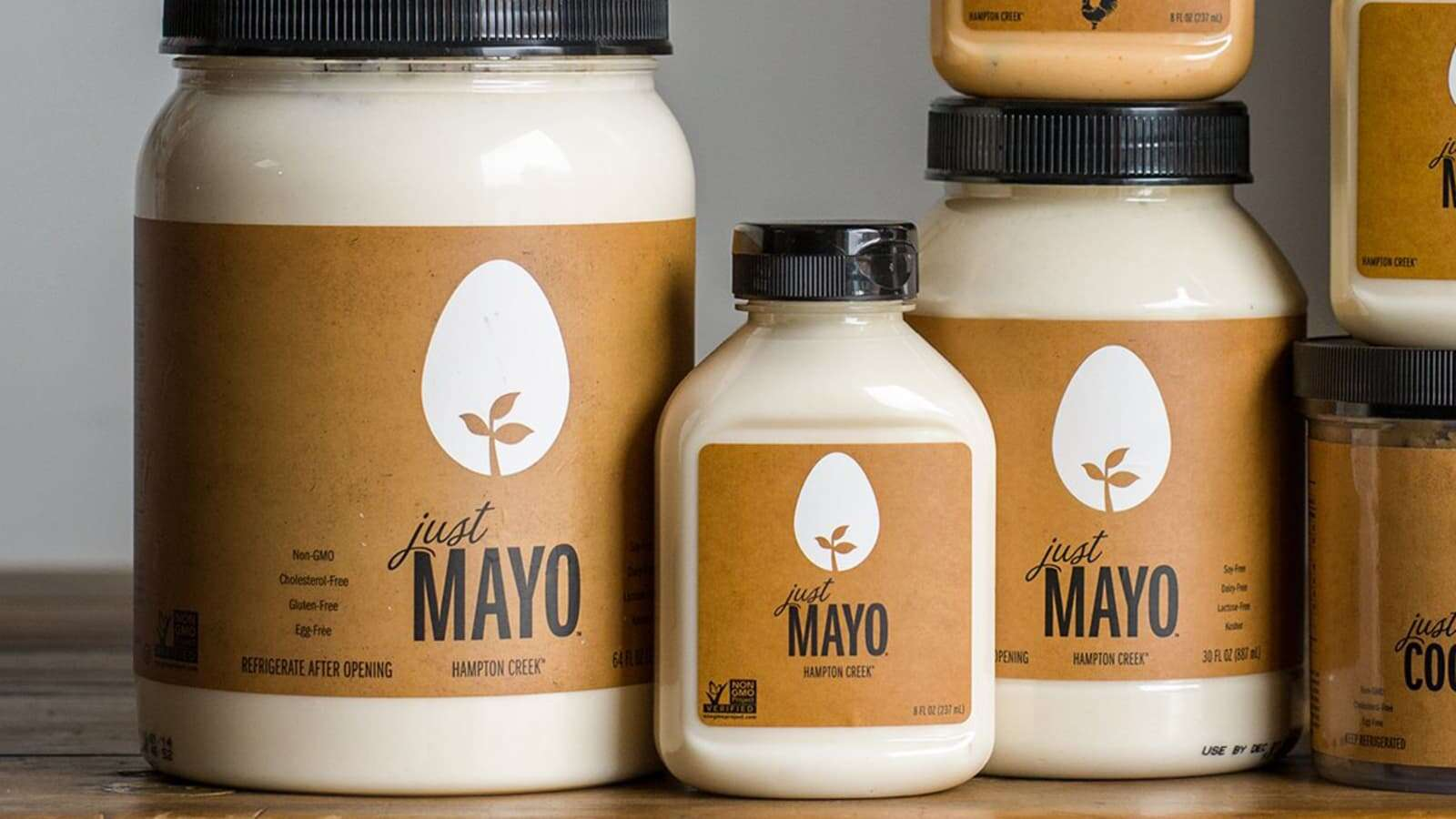 Just Mayo Shortage