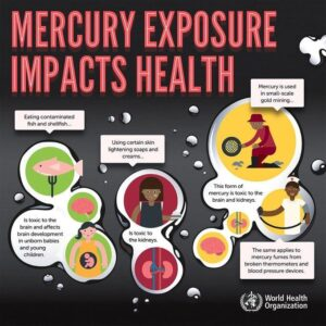 List Of Mercury Containing Soaps and Creams