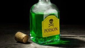 Menthol Poisoning