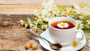 Side Effects of chamomile tea
