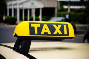 How to spot a fake Taxi