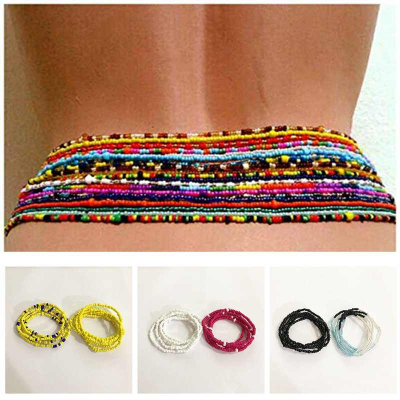 Waist Beads Color Meaning
