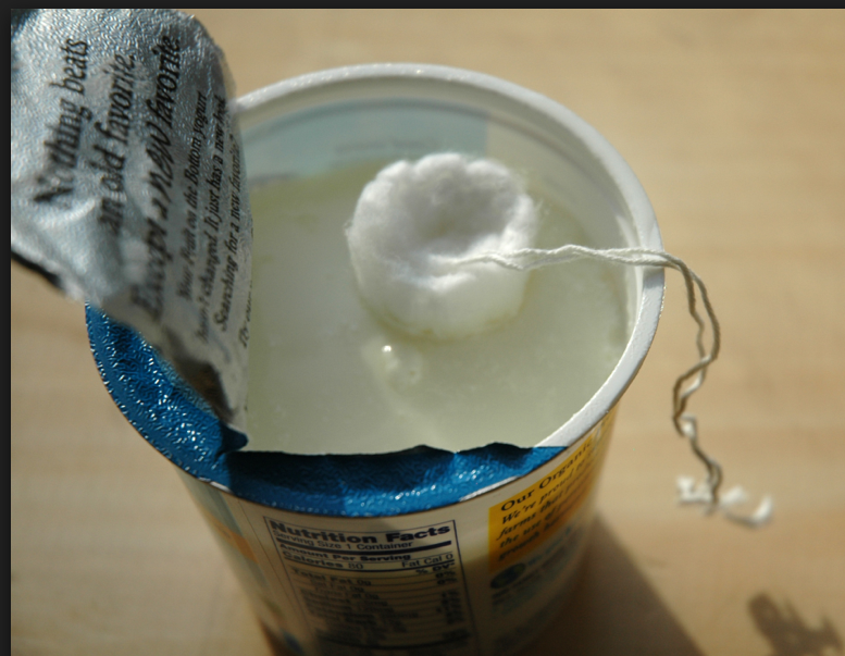 Yoghurt Tampon Overnight