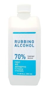 can you drink rubbing alcohol