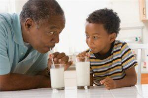 skimmed milk in Nigeria