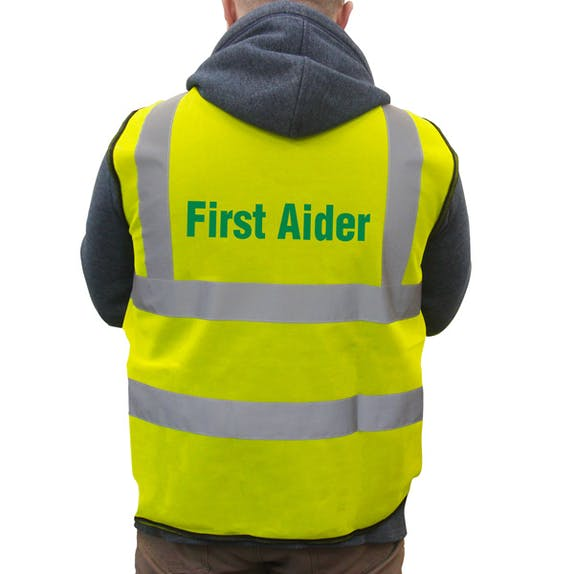 Qualities Of A Good First Aider