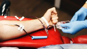 Can Diabetics Donate Blood