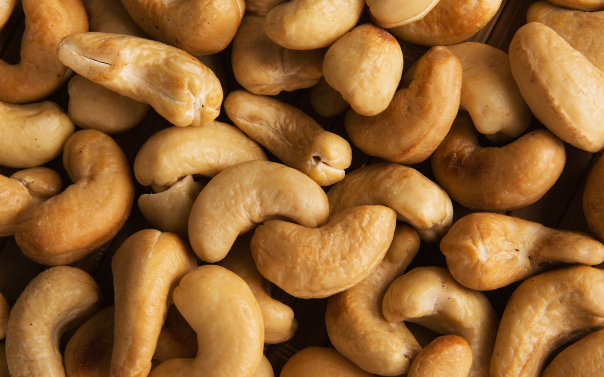 Cashew Nuts benefits