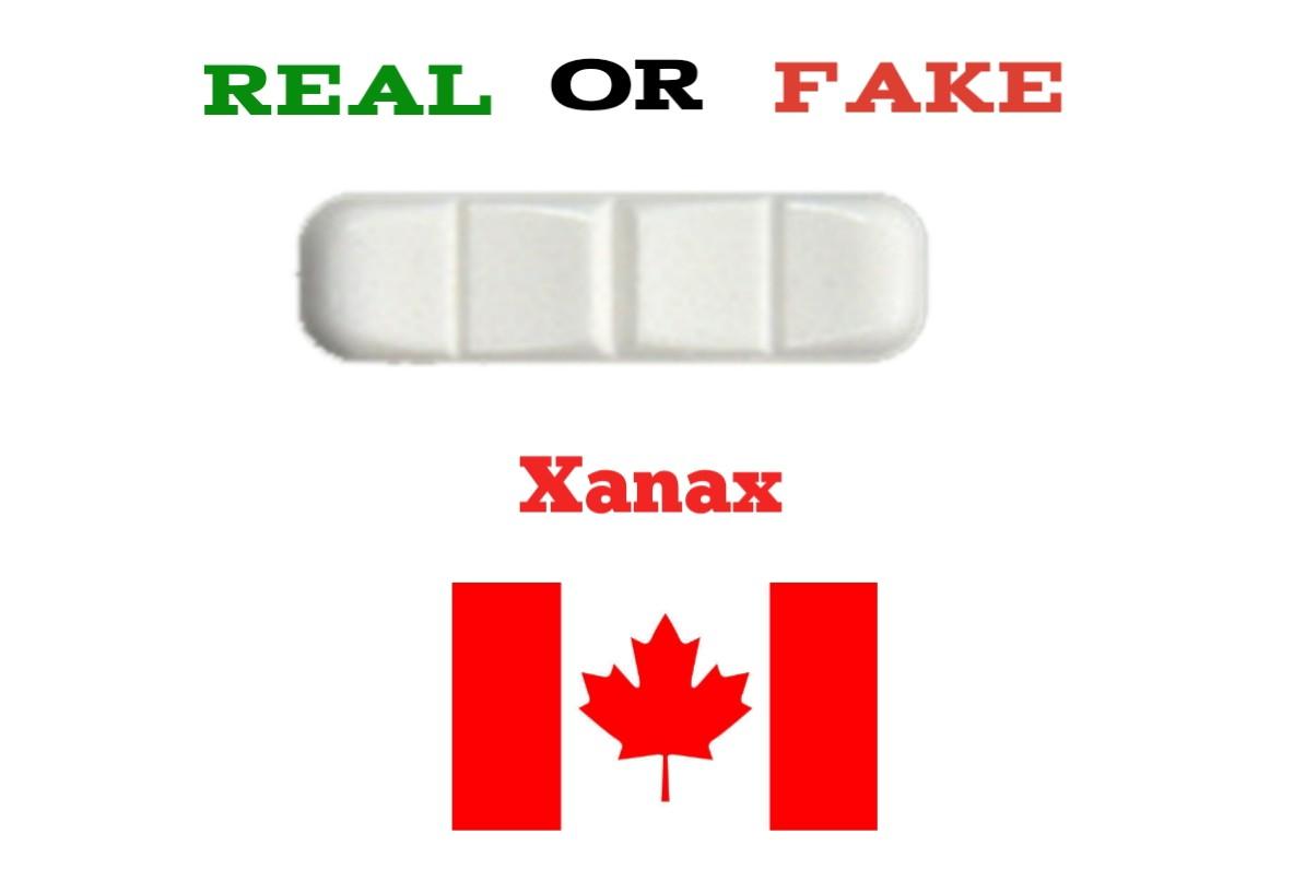 Fake Canadian Xanax