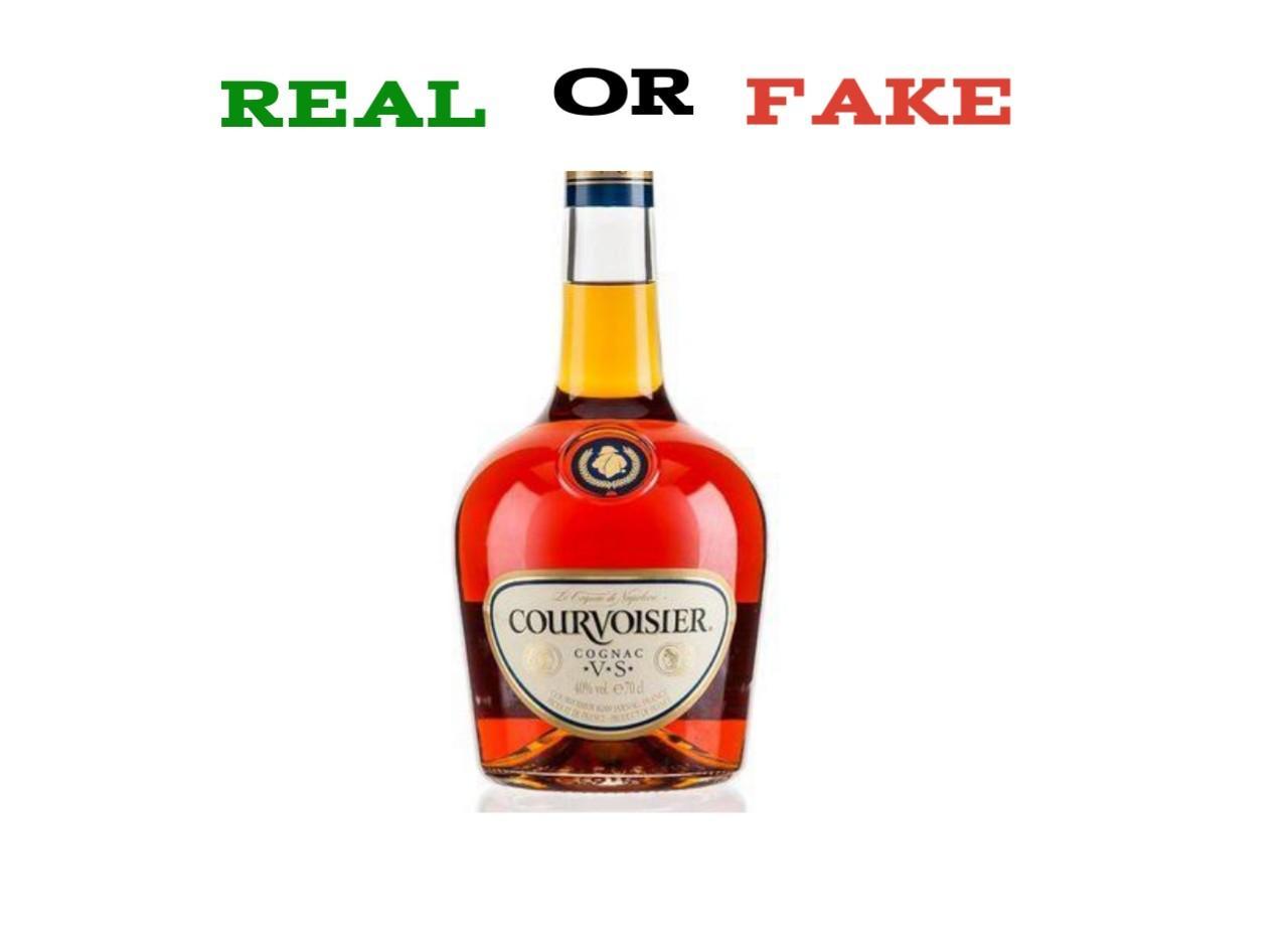 Fake Courvoisier