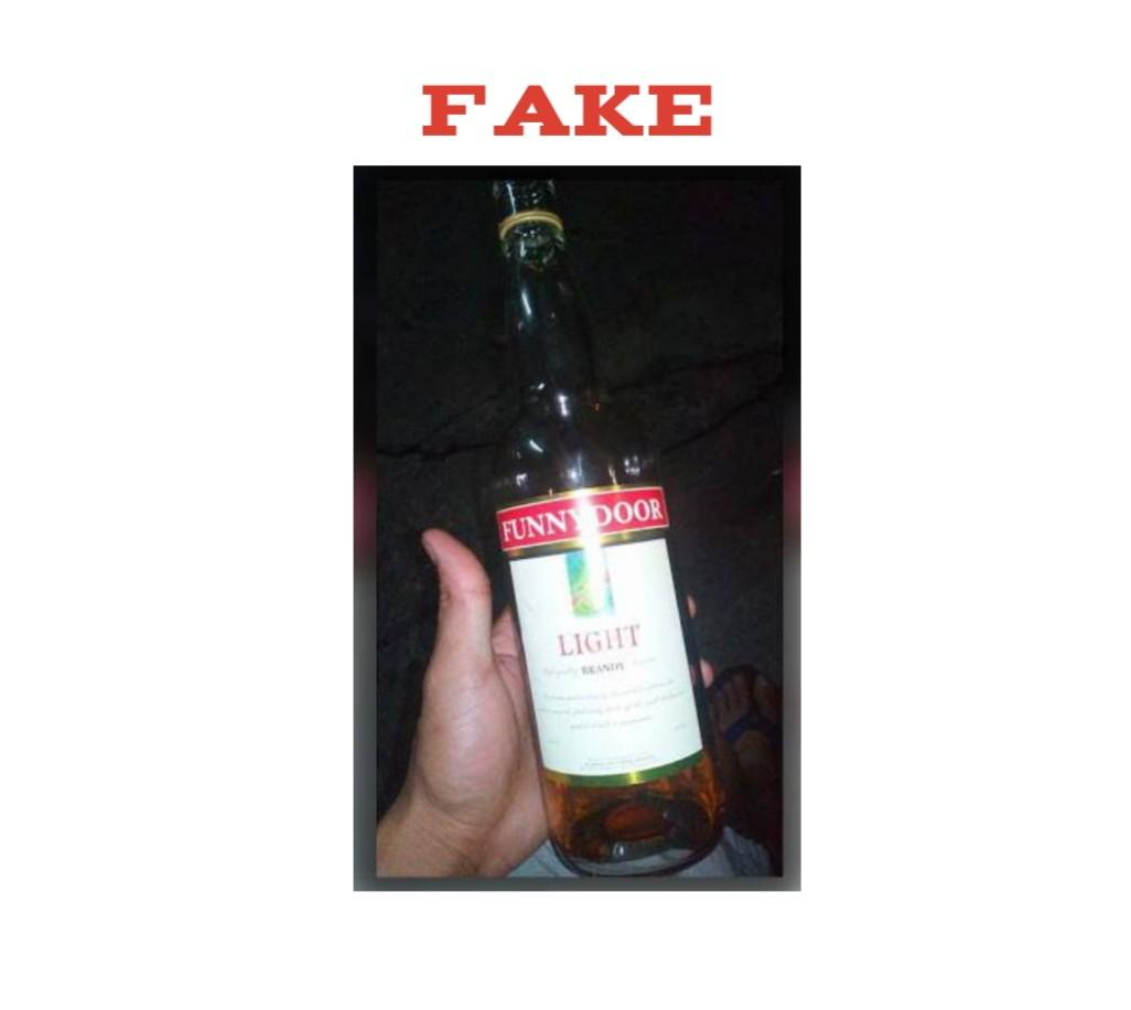 Fake Emperador