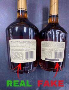 Fake Hennessy
