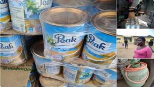 Fake Peak Milk producer arrested