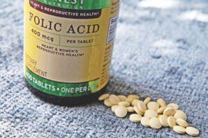 Folic Acid In Pregnancy When To Stop Taking It