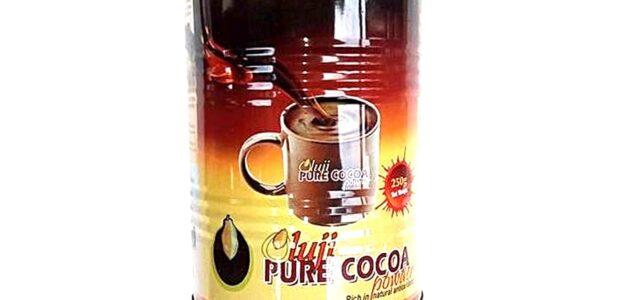 Health Benefits Of Oluji Pure Cocoa Powder