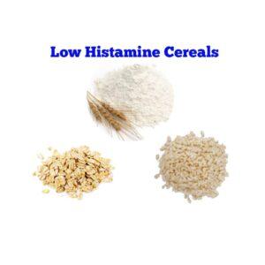 List of Low Histamine Cereals