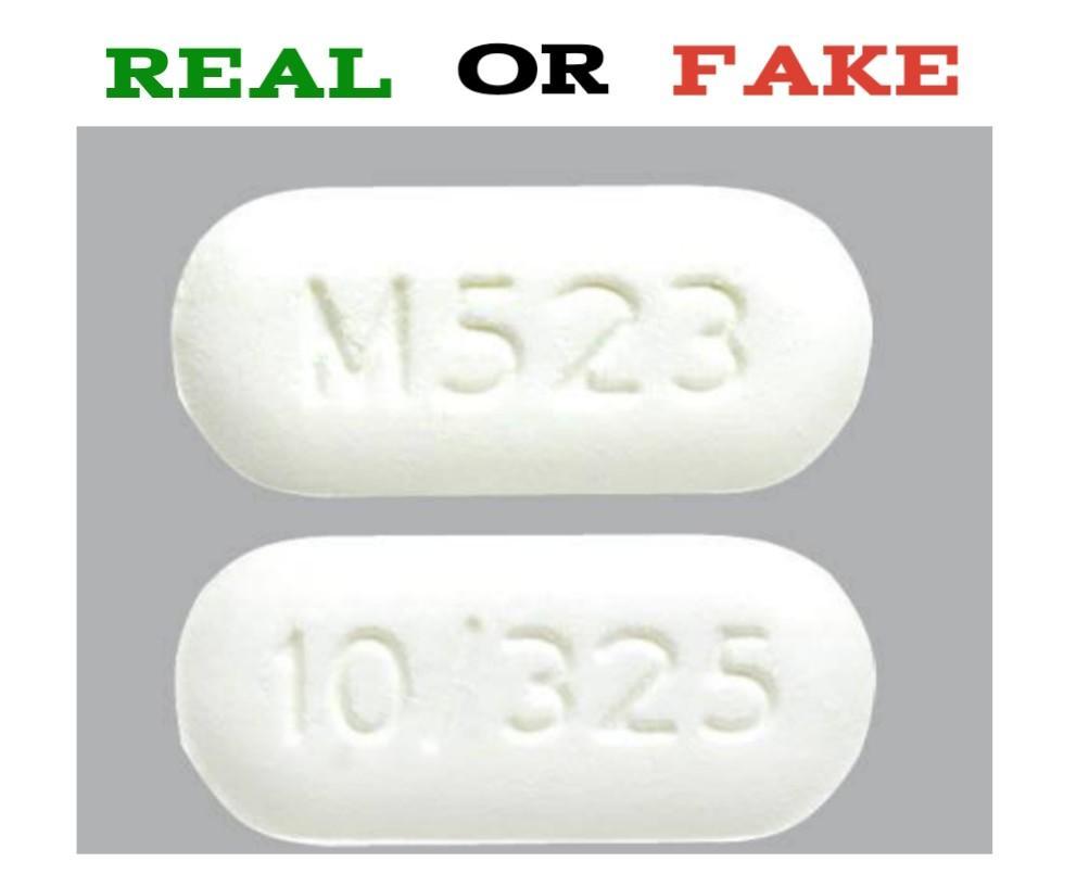 M523 Fake Vs Real