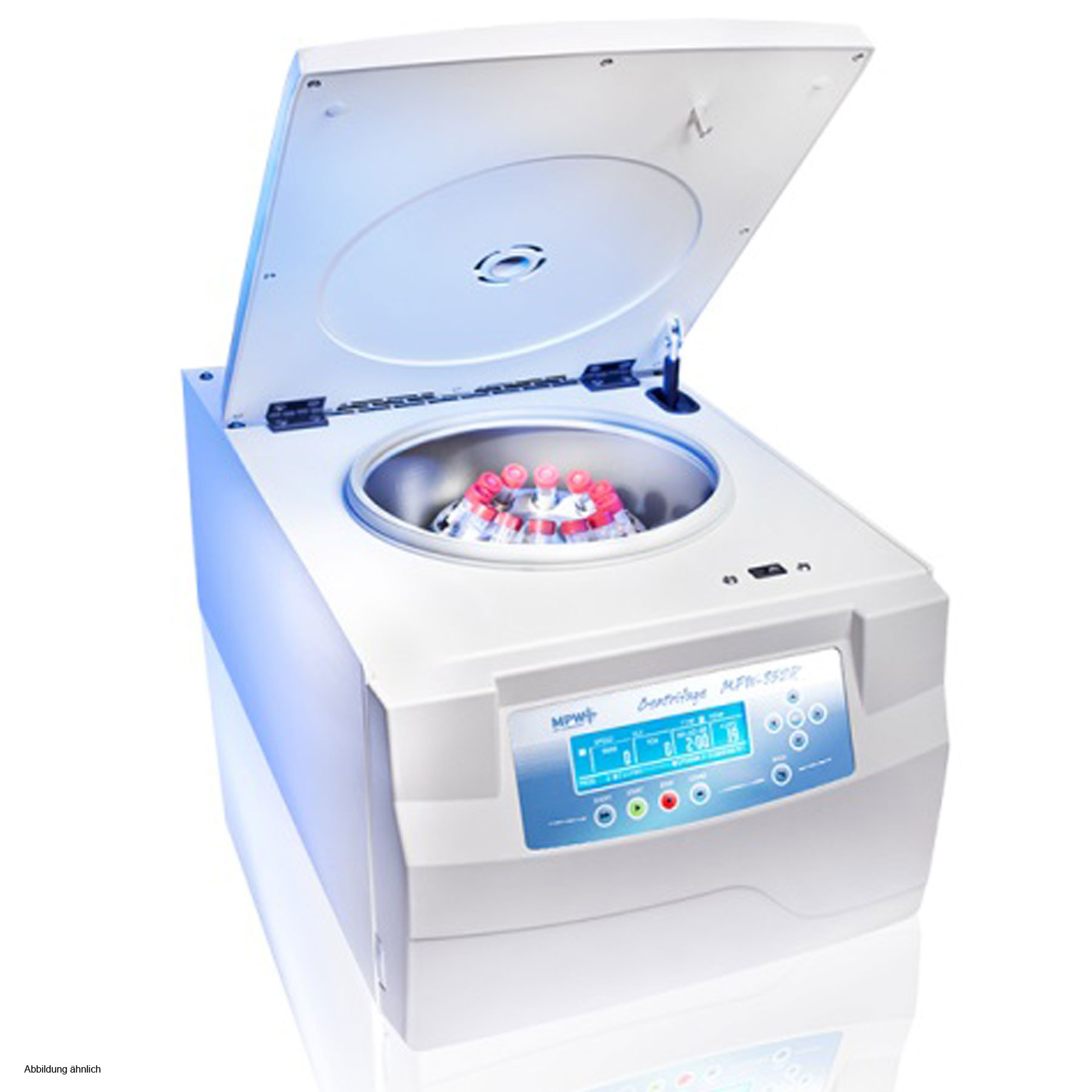 Refrigerated Centrifuges