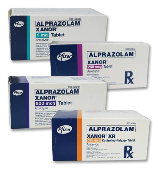 Xanor tablets