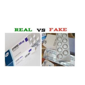 fake cytotec picture
