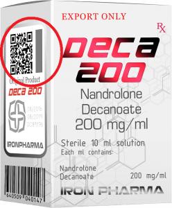 iron pharma fake
