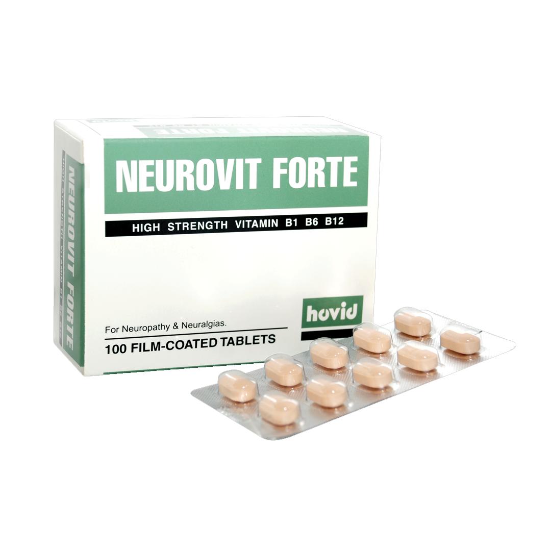 neurovit forte for nerve pain