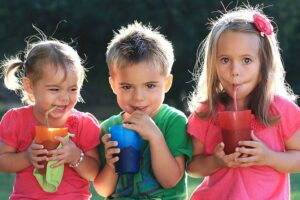 smoothies for babies to gain weight