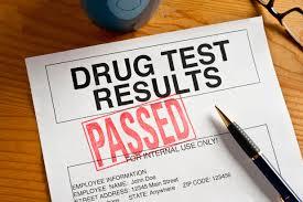 visine in urine to pass drug test
