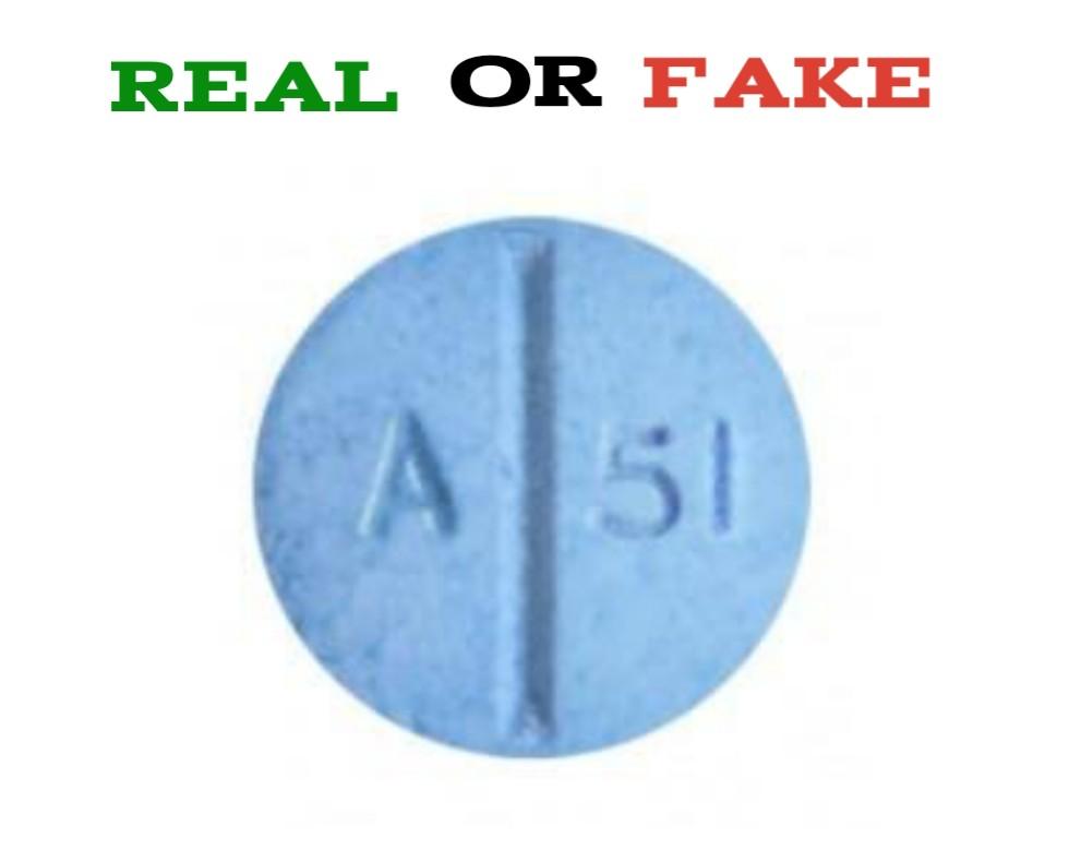 A 51 Pill Fake
