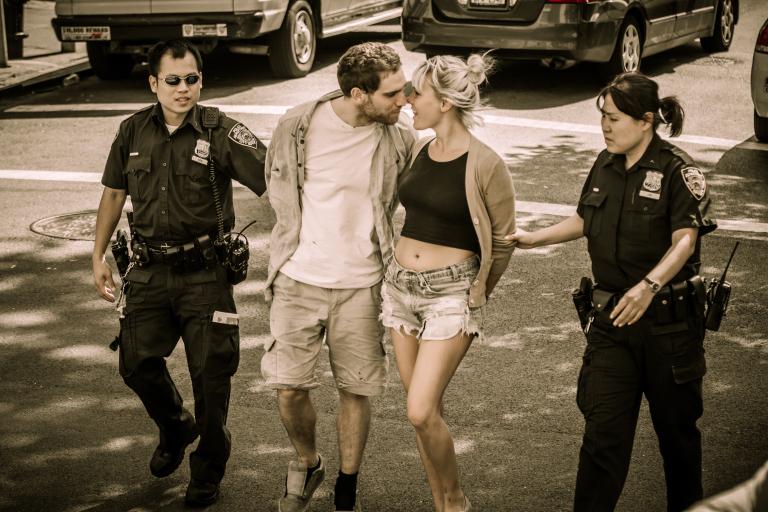 Ben Affleck arrested