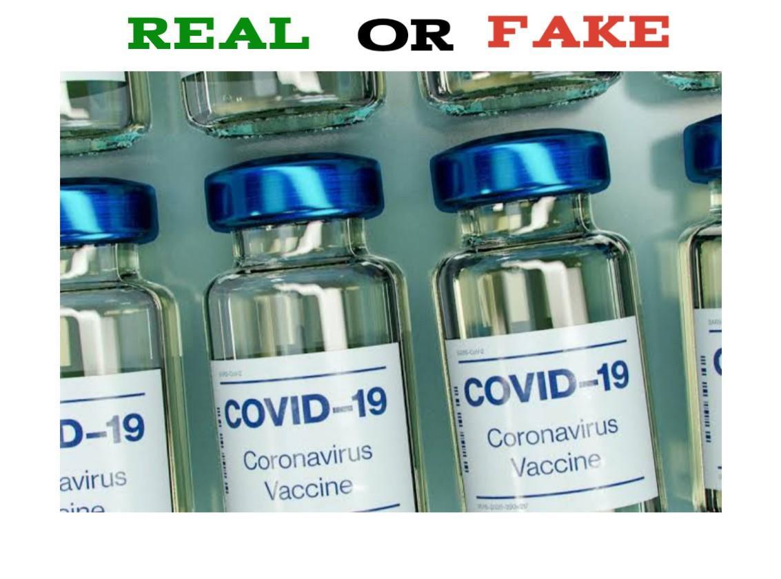 Fake COVID-19 Vaccine