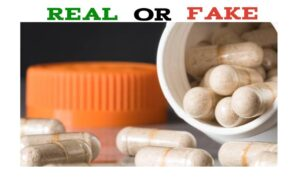 Fake Fiber Supplements