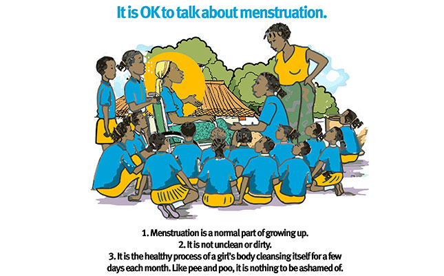 Importance Of Hygiene During Menstruation