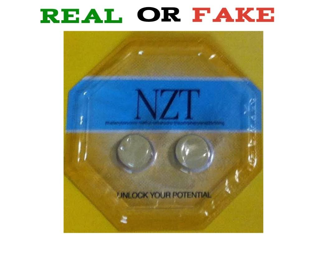 NZT Pill Real Or Fake