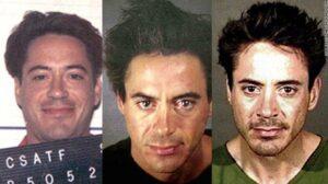 Robert Downey Jr Drug Addiction Problems