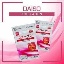 daiso collagen