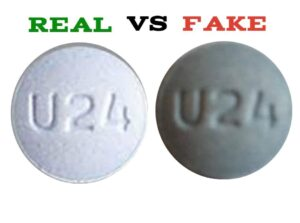 Fake U24 Blue Pill